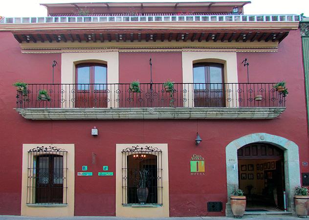 <strong>Hotel Casa Antigua</strong>